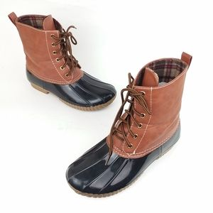Adriana Dylan Duck Boots